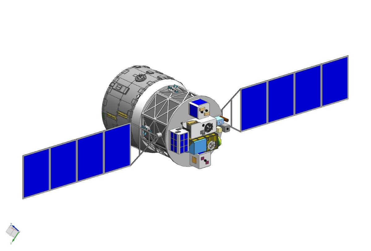 新型宇宙ステーション補給機(HTV-X)開発着手へ!