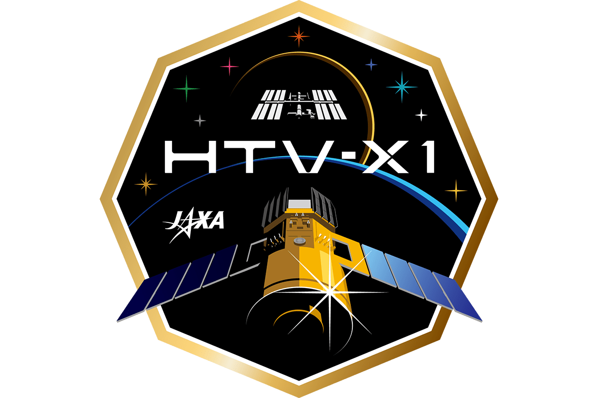 HTV-Xのミッションマークを決定しました!