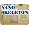 宇宙でナノレベルの骨格を持つ新しい機能性材料を作成する 微小重力環境でのナノスケルトン作製